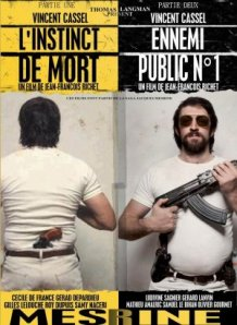 Mesrine 2008 poster
