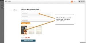 Gift e-book