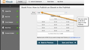 ebook pricing w/Kbuuk