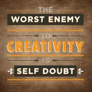 #selfdoubt, #amwriting, #creativity, #sylviaplath