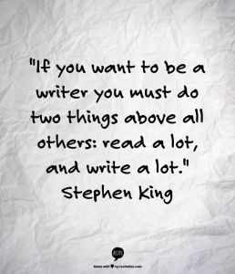 #amreading, #reader, reading, Stephen King, quotes